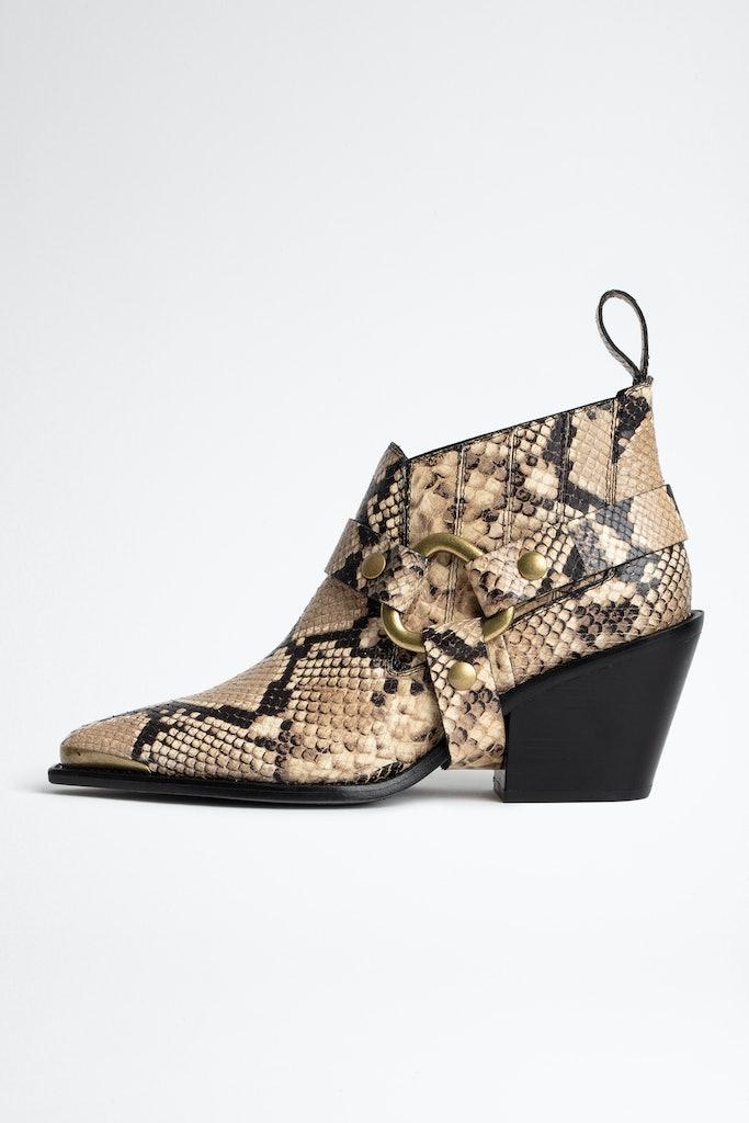 N'Dricks Wild Ankle Boots