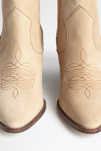 Tyler Suede Ankle Boots
