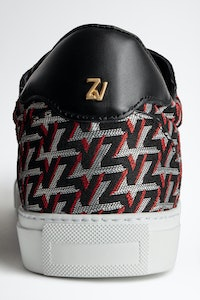 Sneakers ZV1747 Board Monogram