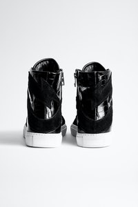 ZV1747 High Flash Sneakers