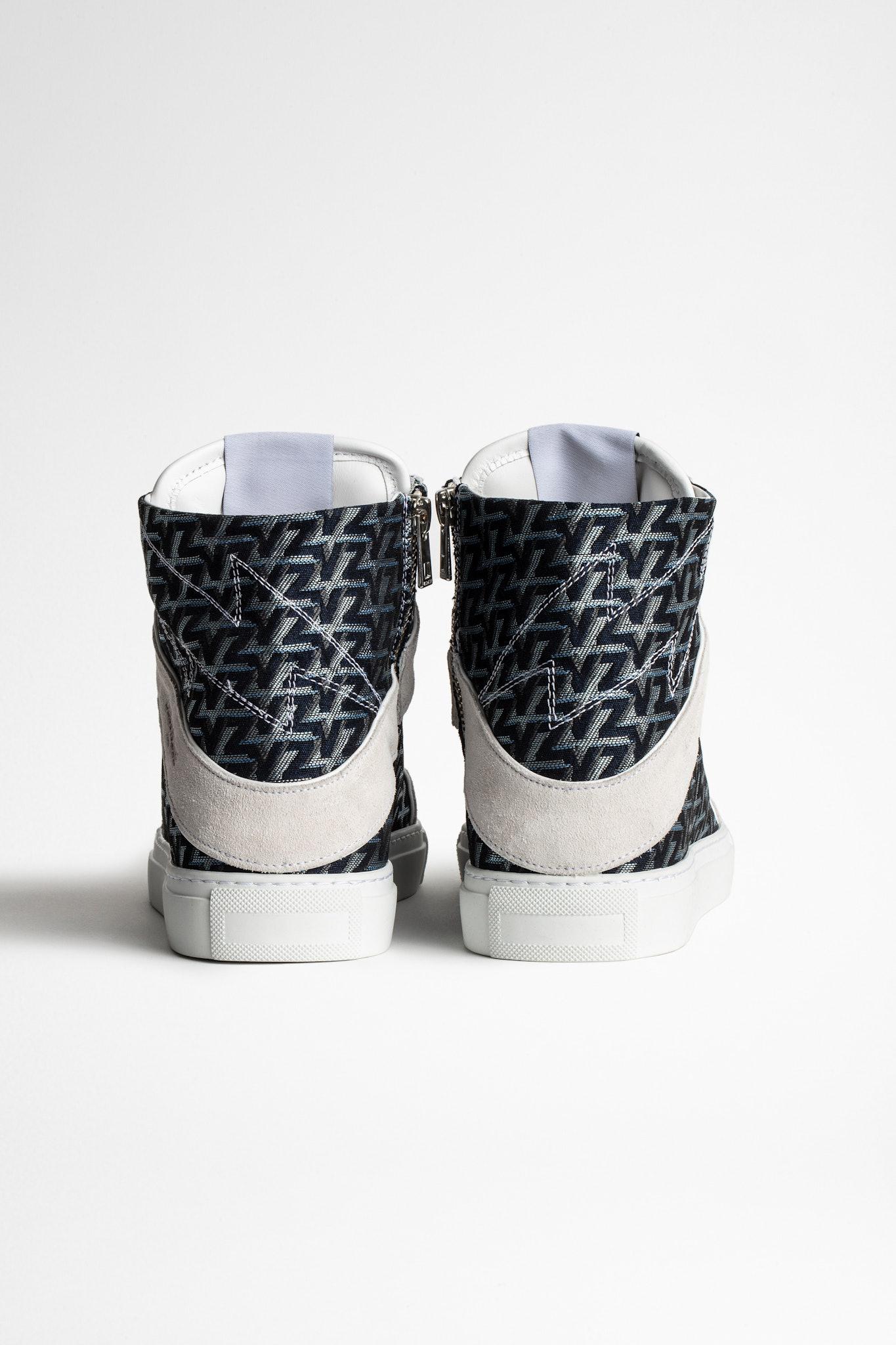 Sneakers ZV1747 High Flash Monogram