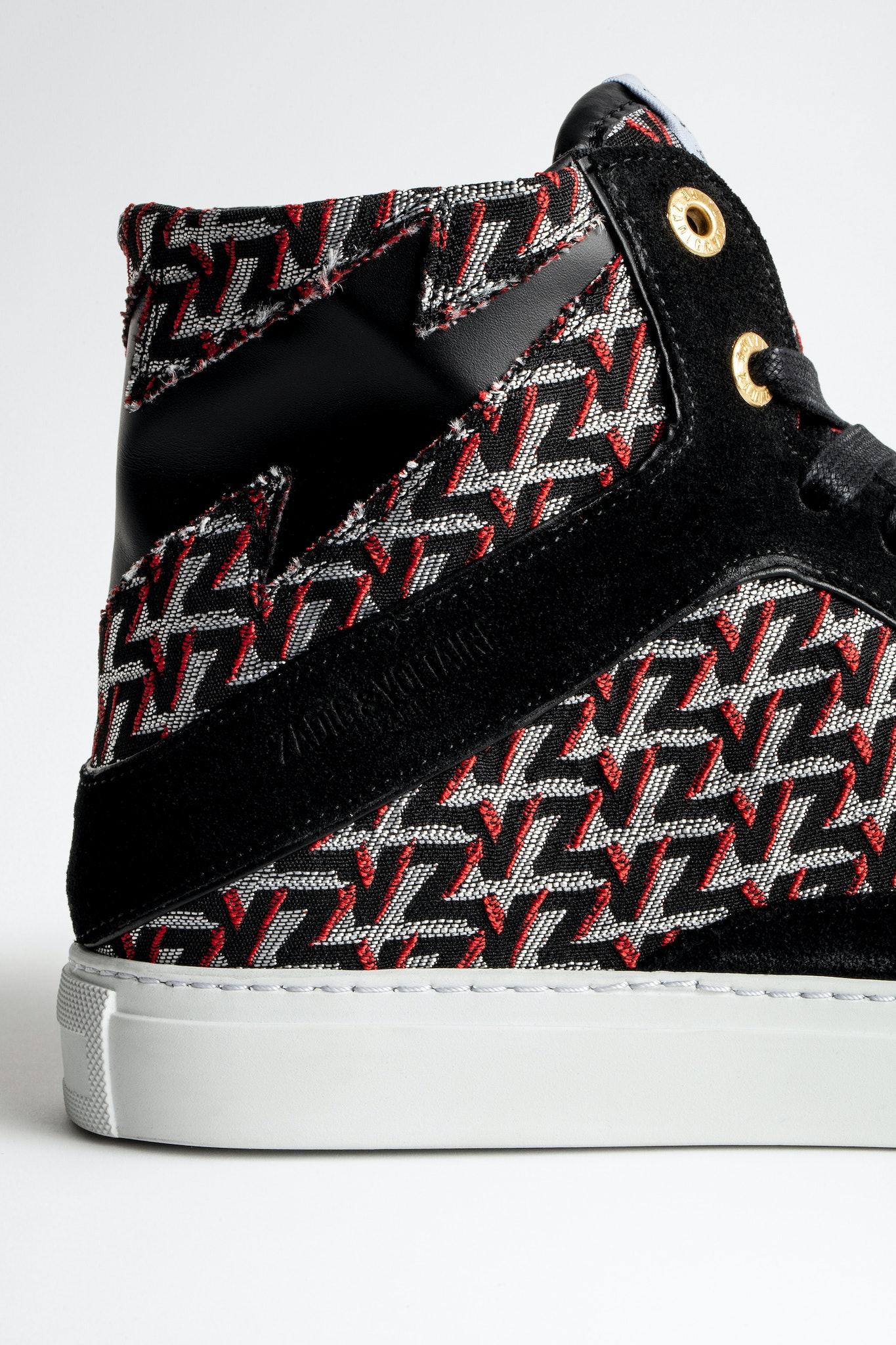 High Flash Monogram Sneakers ZV1747