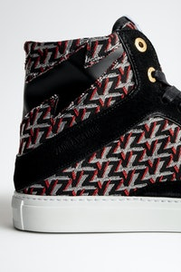 High Flash Monogram Sneakers ZV1747