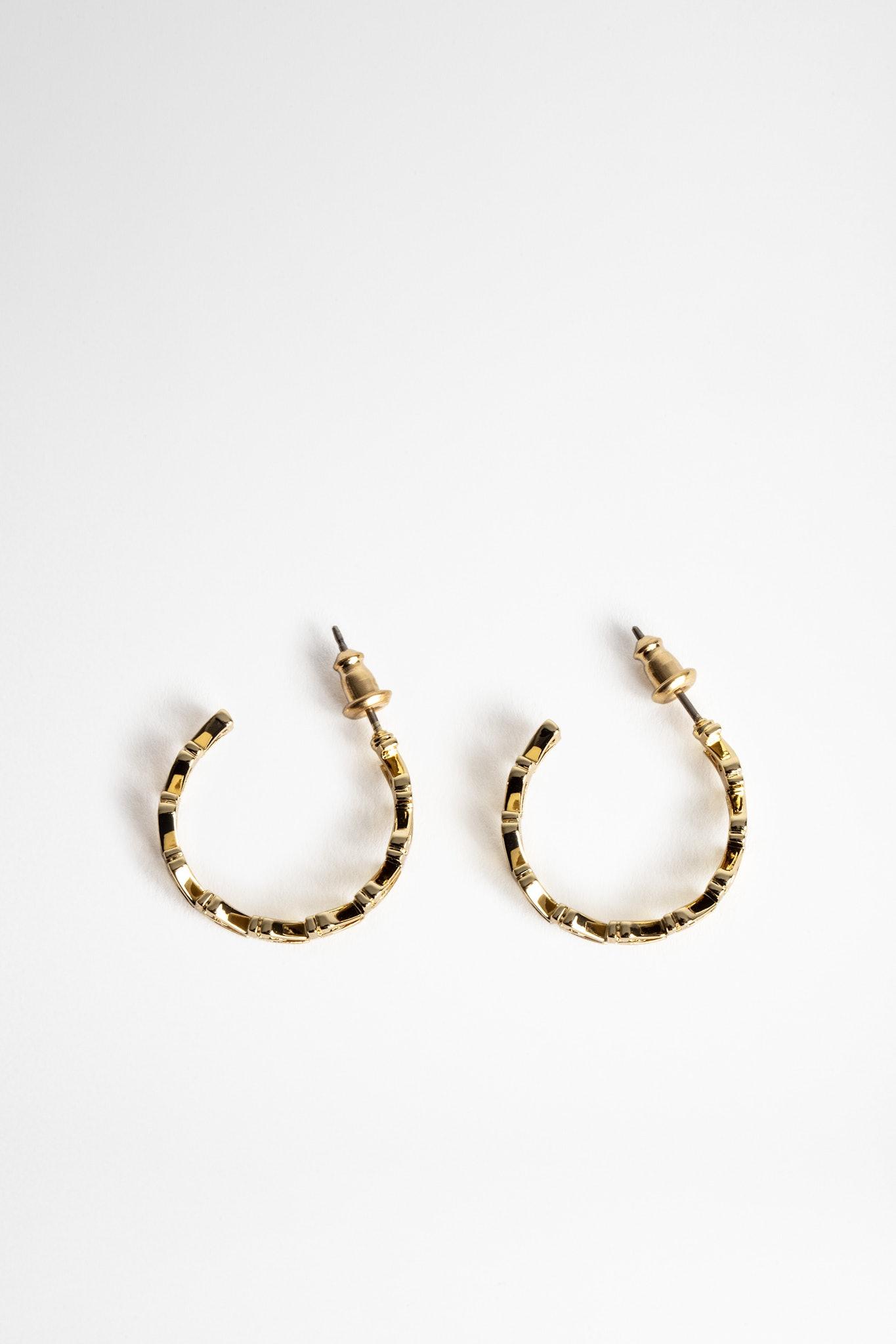ZV Initiale Earrings