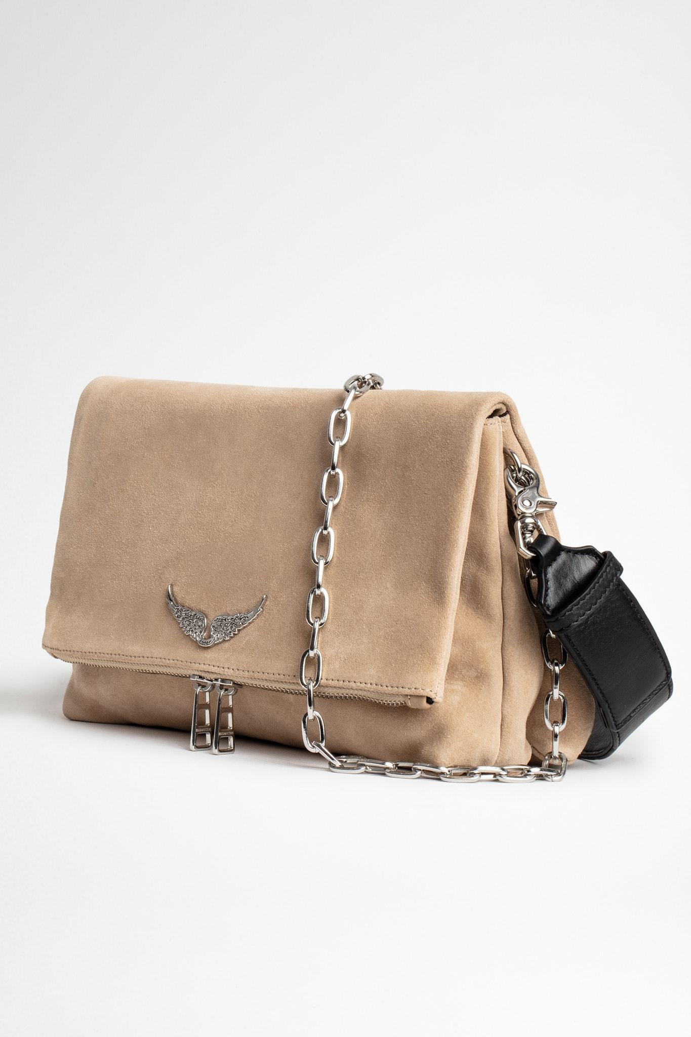Rocky Suede Bag