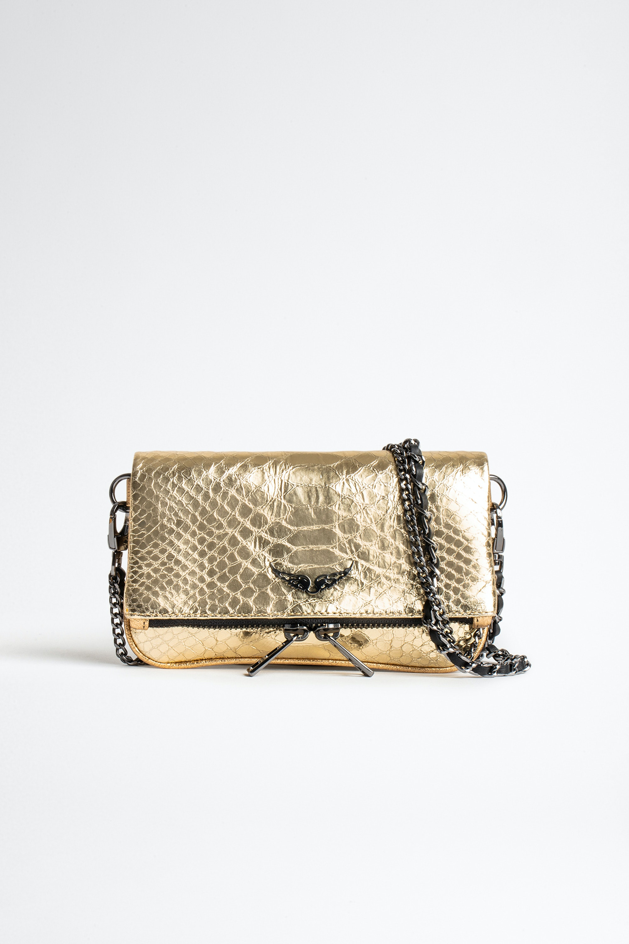 Pochette Rock Nano Metallic Savage