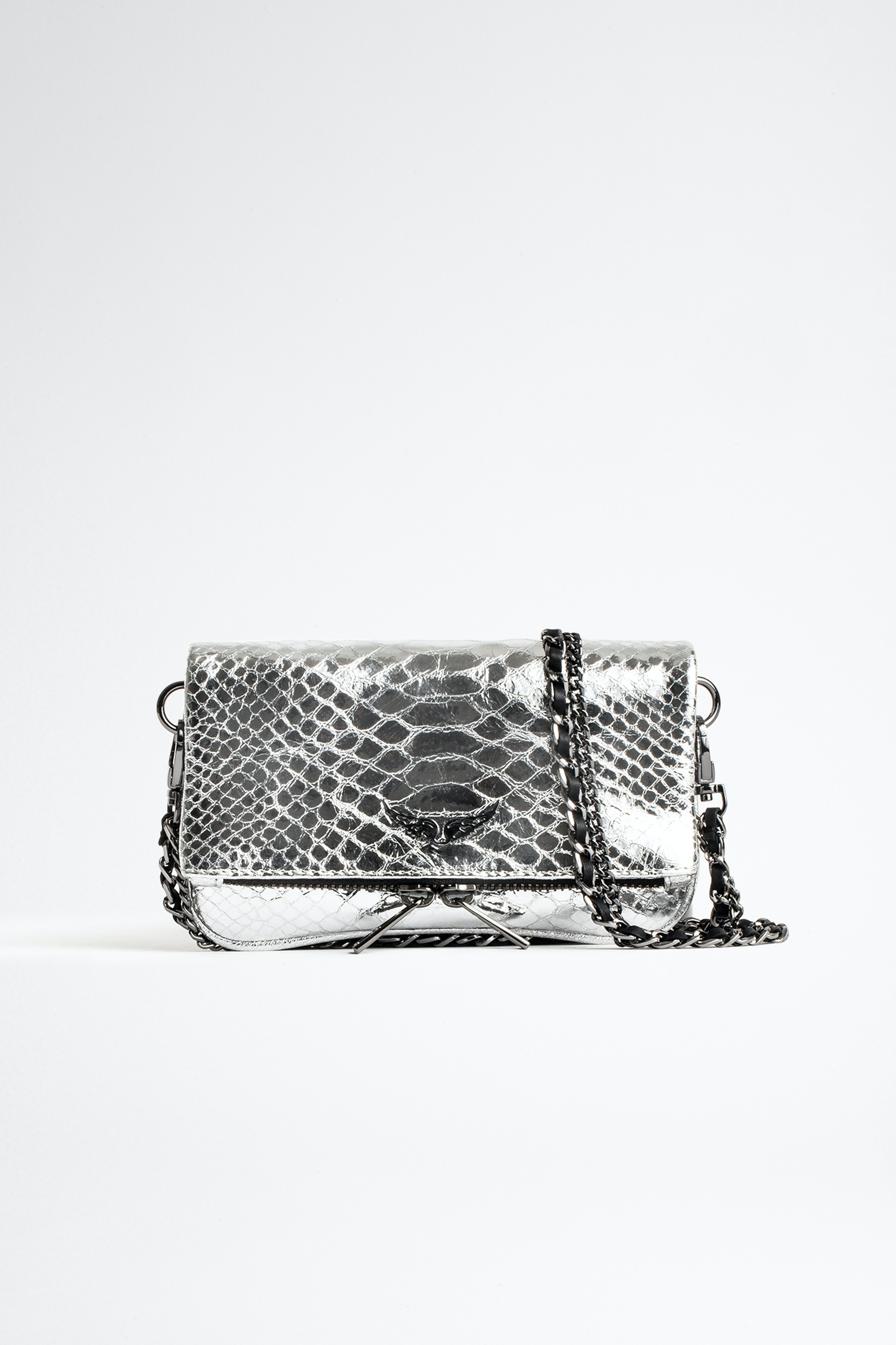 Bolso de mano Rock Nano Metallic Savage