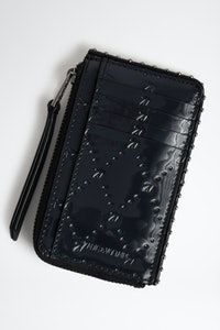 Porte-Cartes Zv Card Zv Embossed Patent