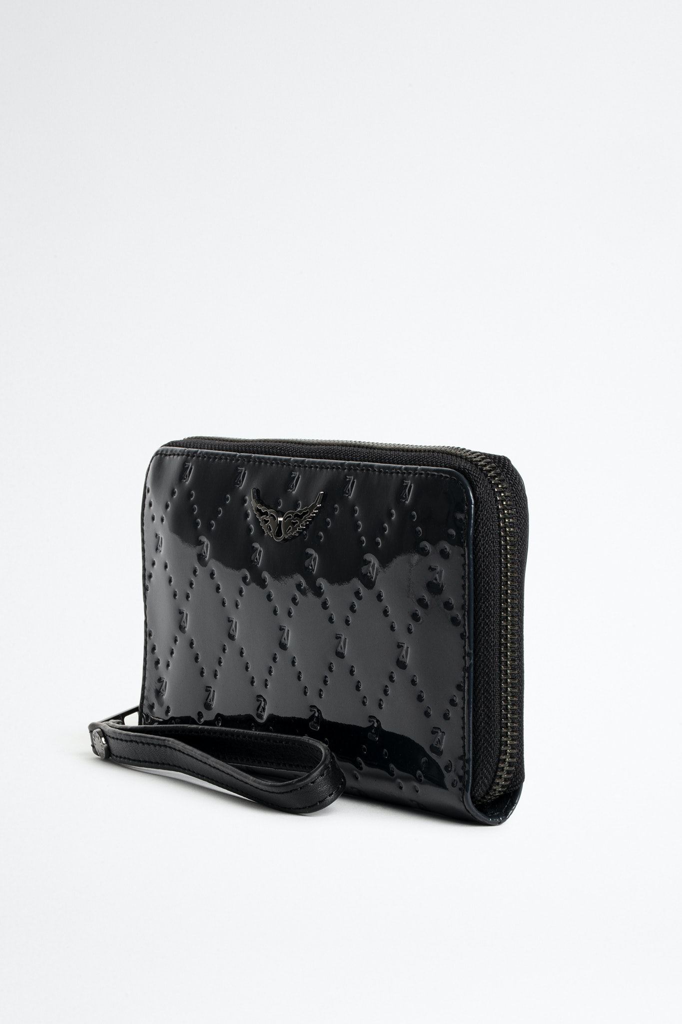 Compagnon ZV Embossed Patent Wallet