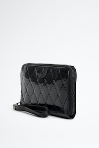 Portefeuille Compagnon Zv Embossed Patent