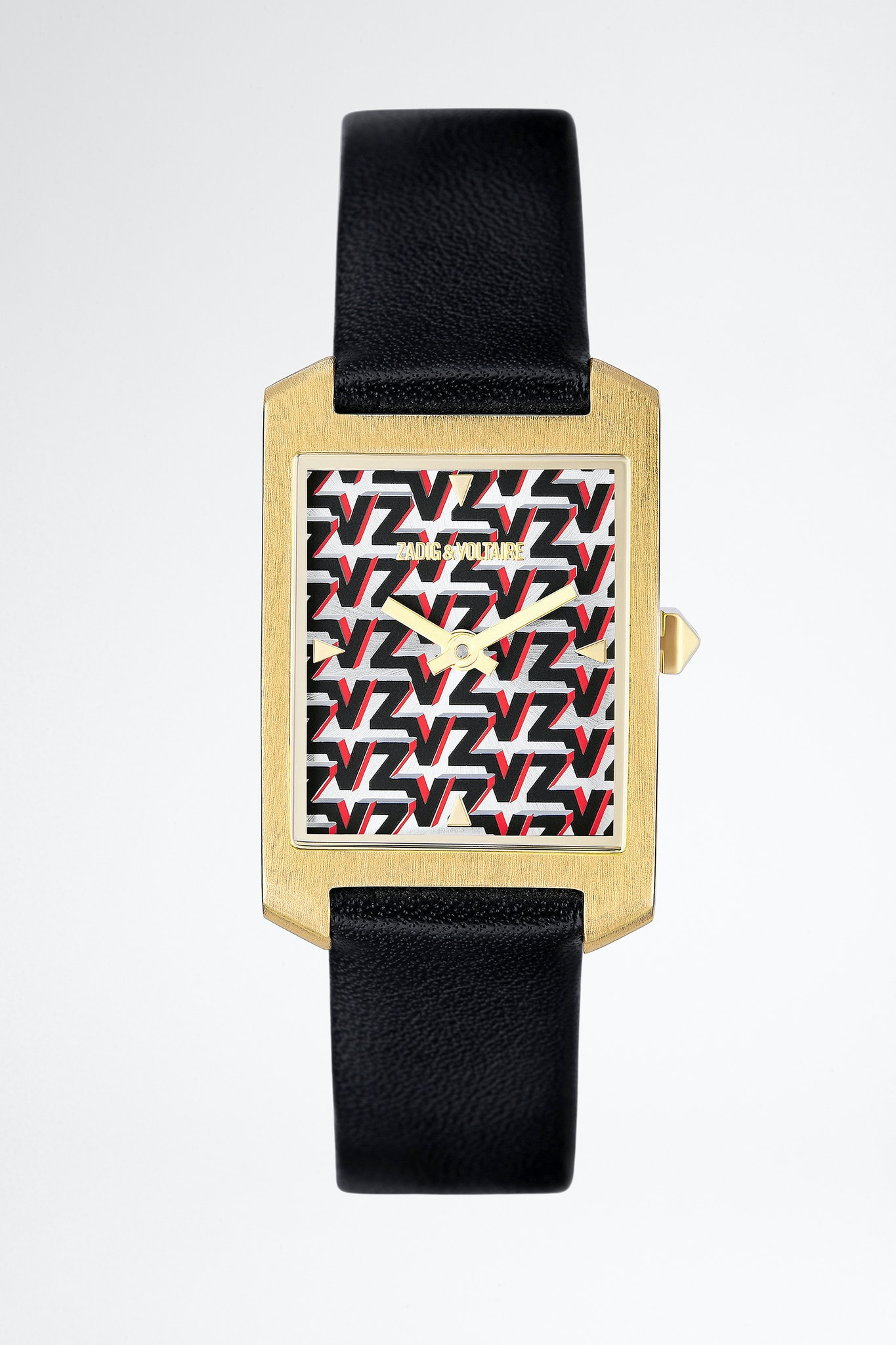 ZV Pattern Timeline Watch