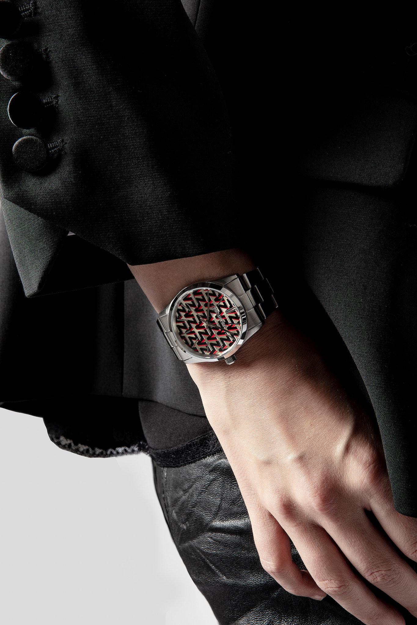 Reloj Fusion ZV Monogram
