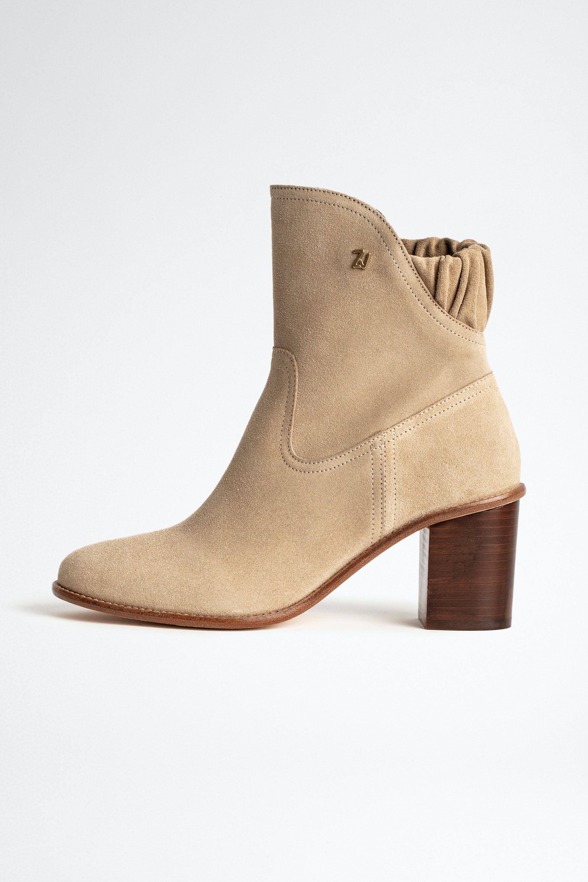 Bottines Lena Suede