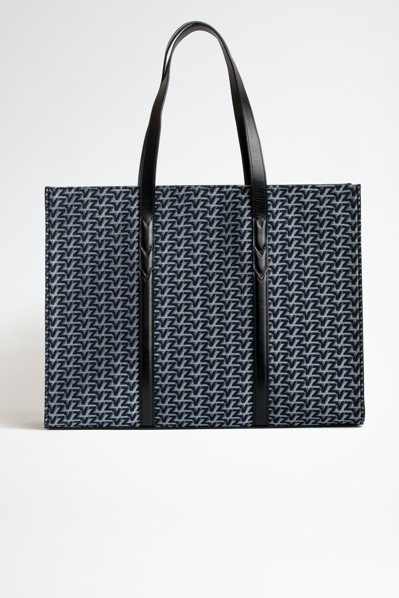 ZV Initiale Le Tote Monogram Bag