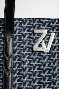Sac ZV Initiale Le Tote Monogram