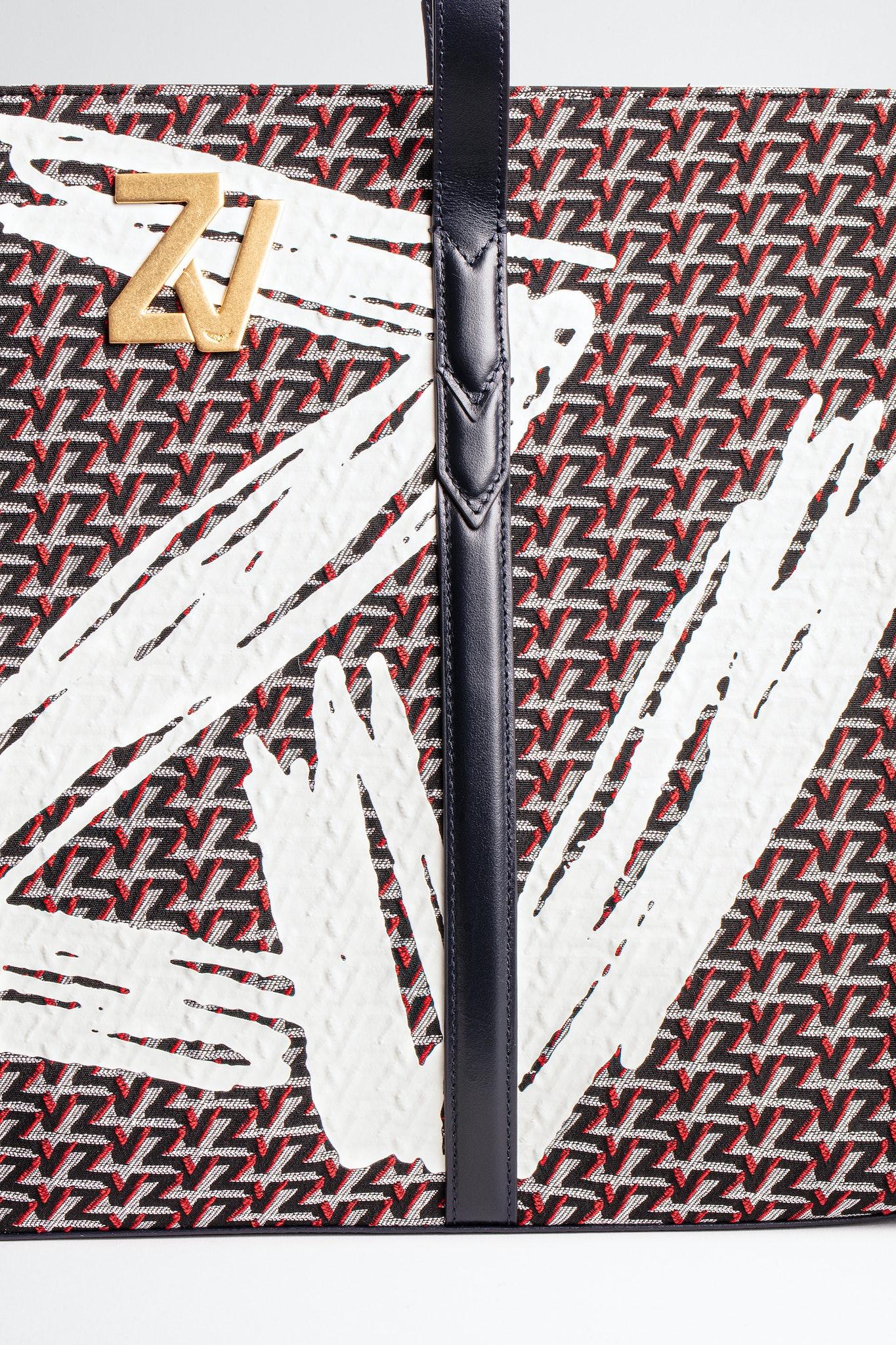 ZV Initiale Tote bag Monogram Coat of arms