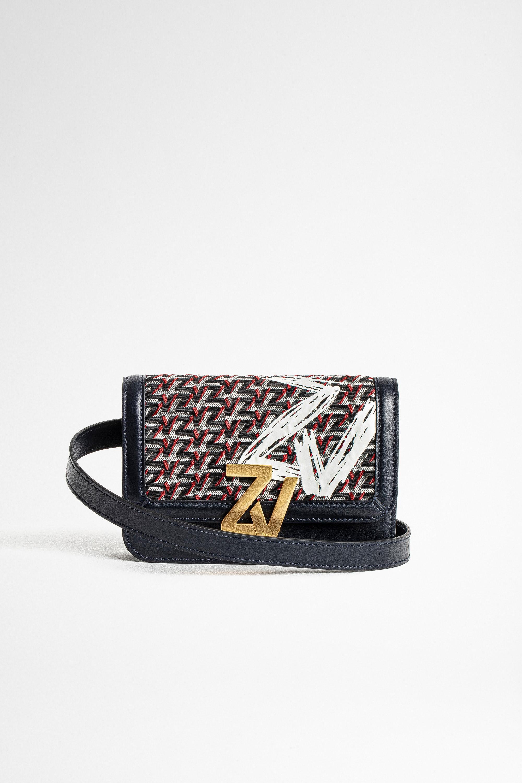 ZV Initiale Le Belt Monogram Blason Belt Bag