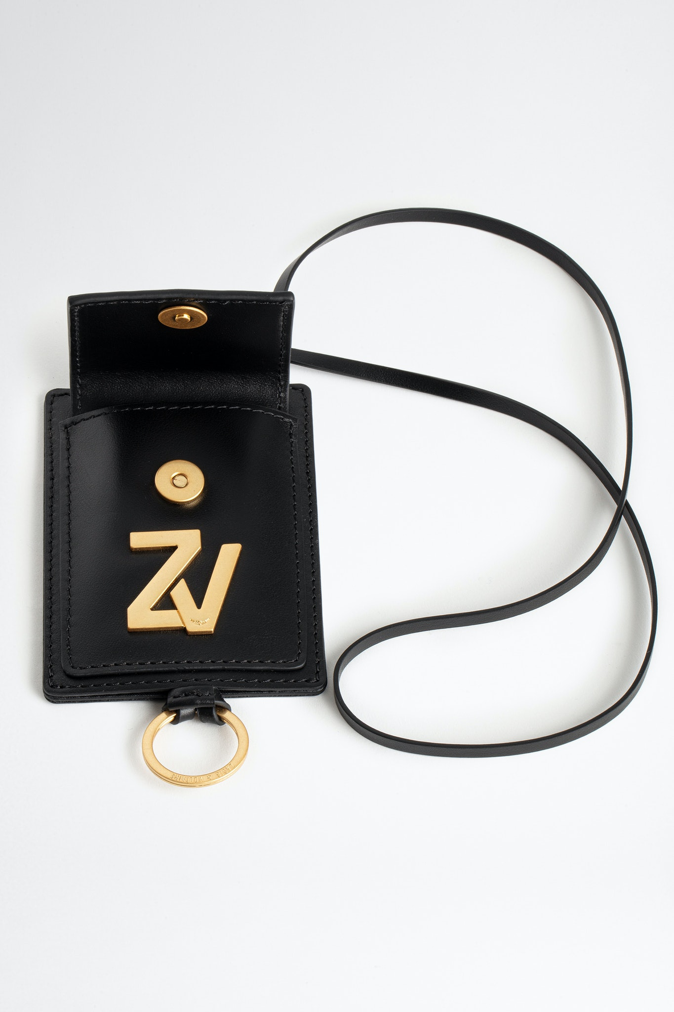 ZV Initiale Le Keyholder keyring