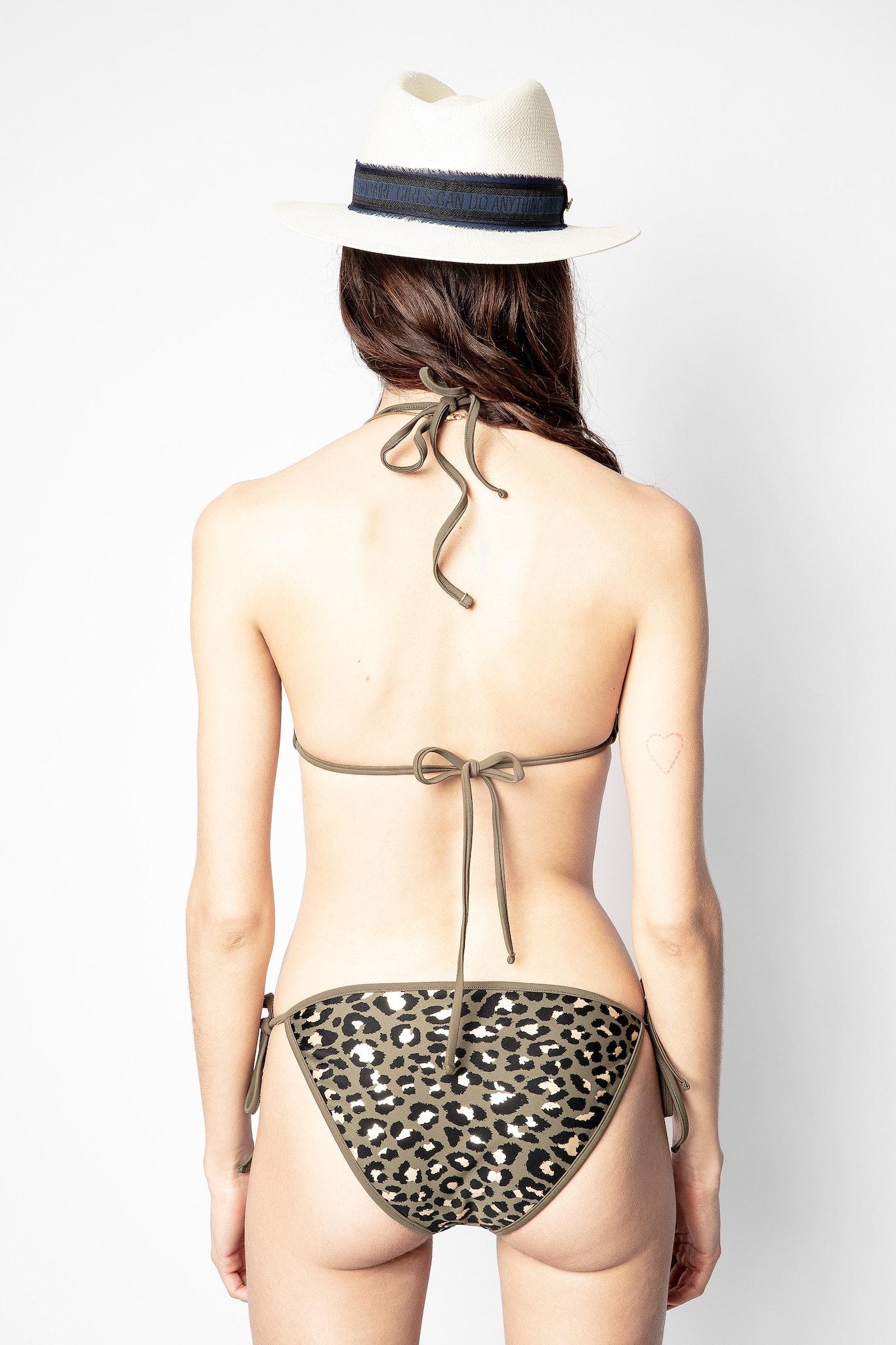 Wedge Bikini Briefs