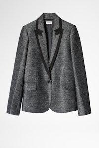 Veste Victor Fantaisie Tweed