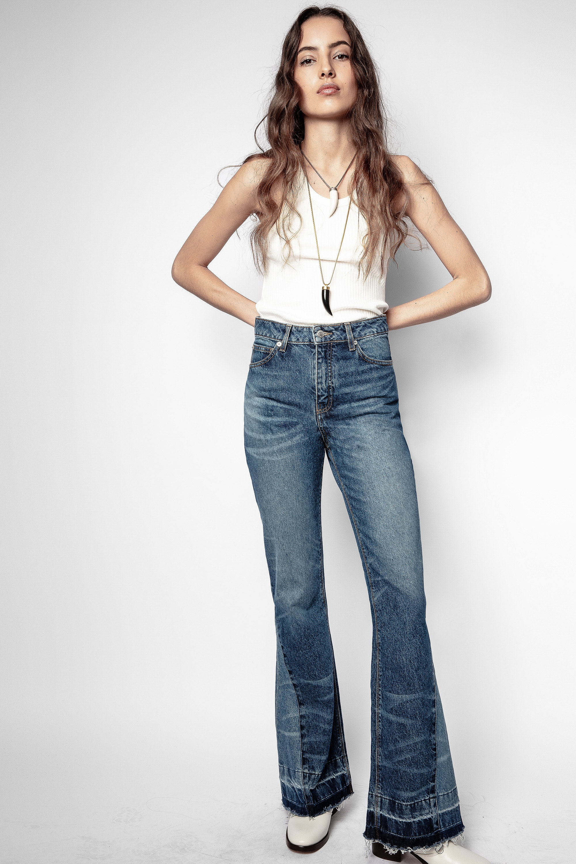 Jane B jeans