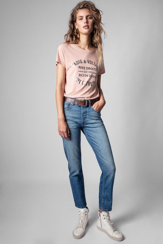 Jeans Mamma light