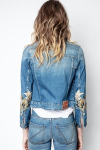 Blouson Kioky Denim Eco Light