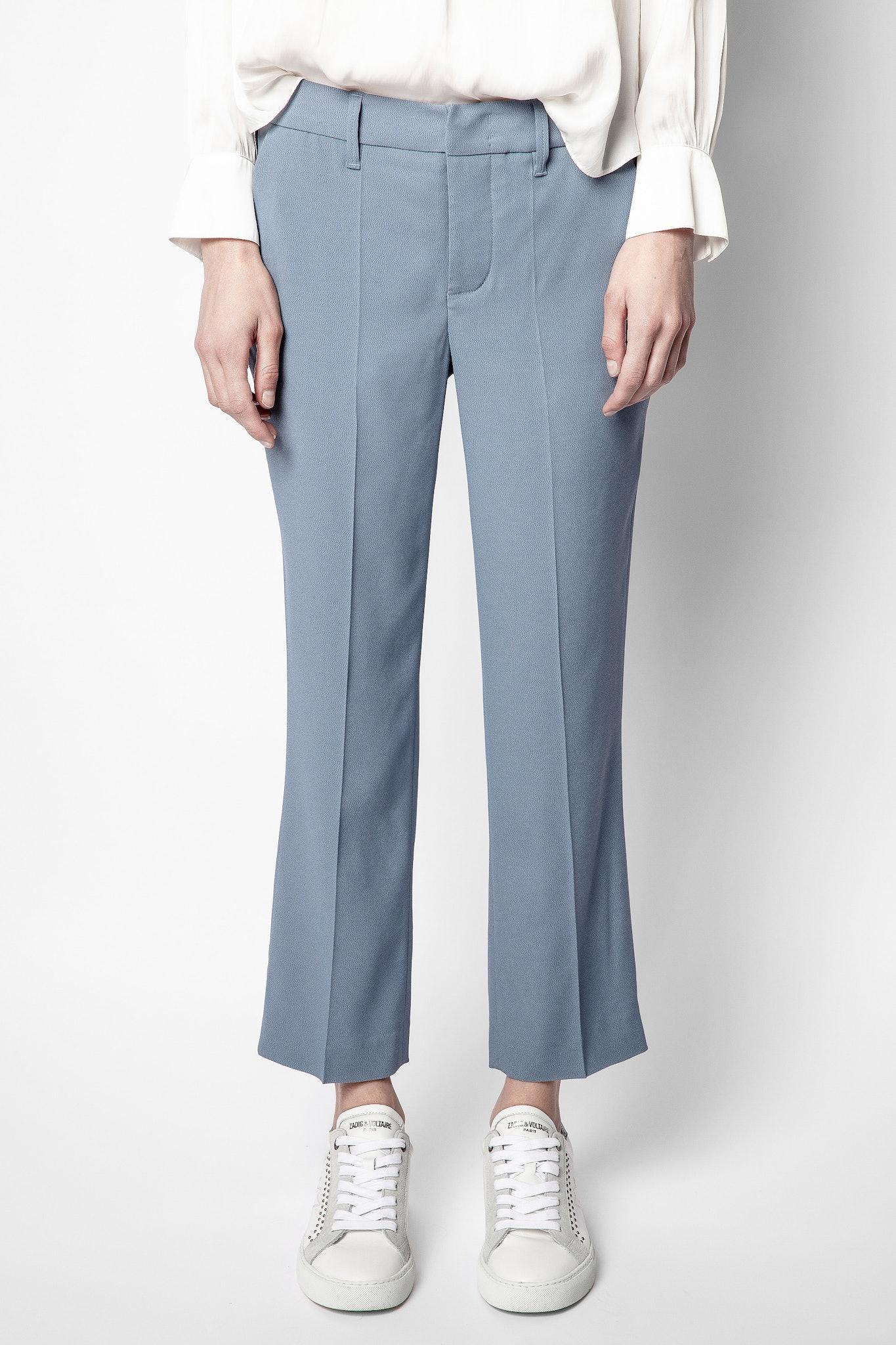 Posh Crepe Pants