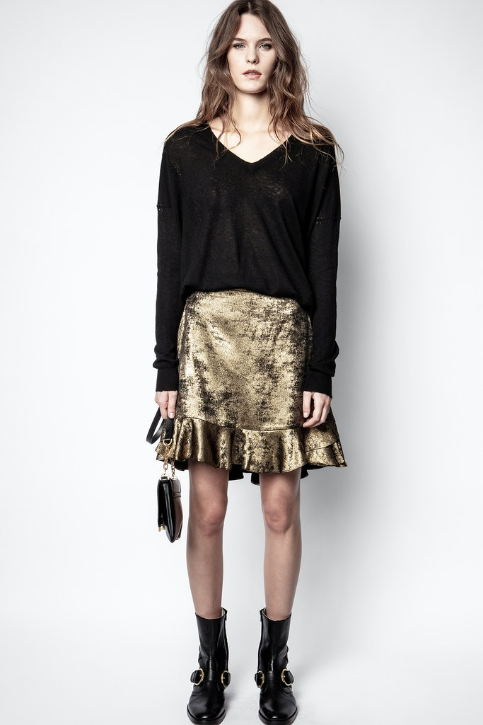 Jorins Gold Skirt