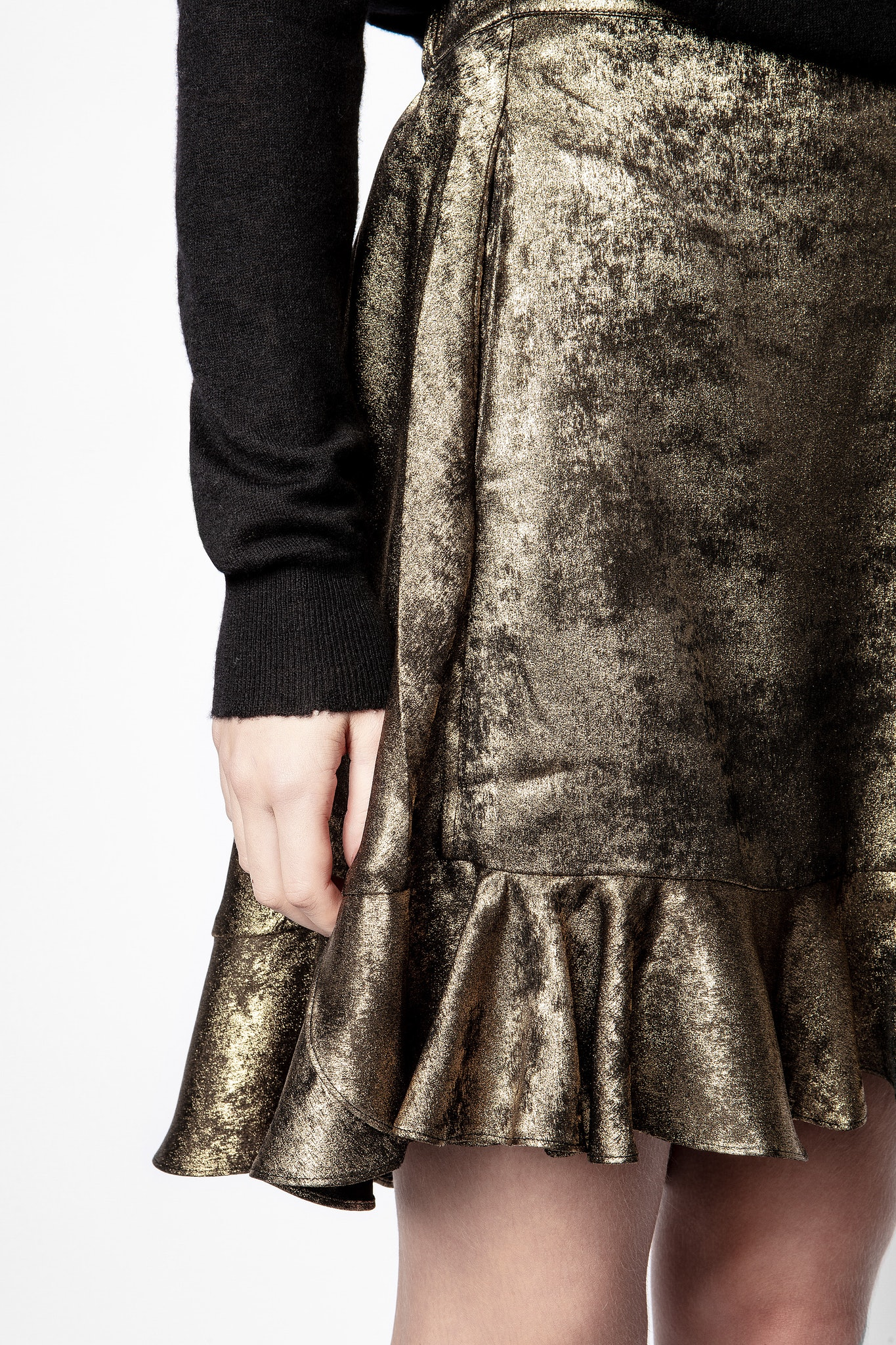 Jorins Gold Skirt