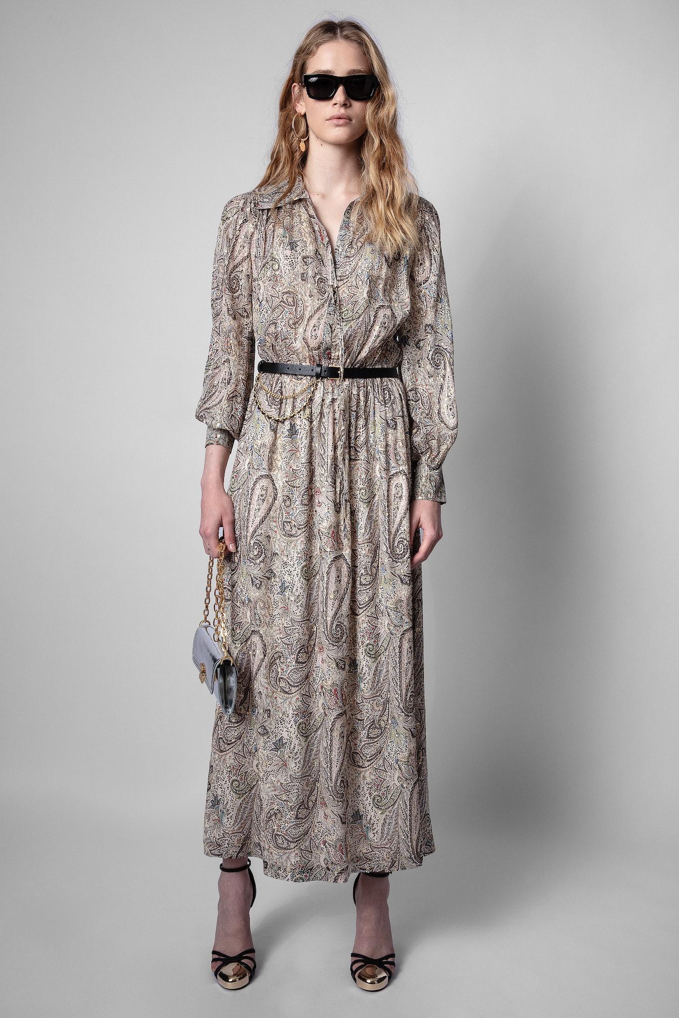 Kleid Reeva Peacock