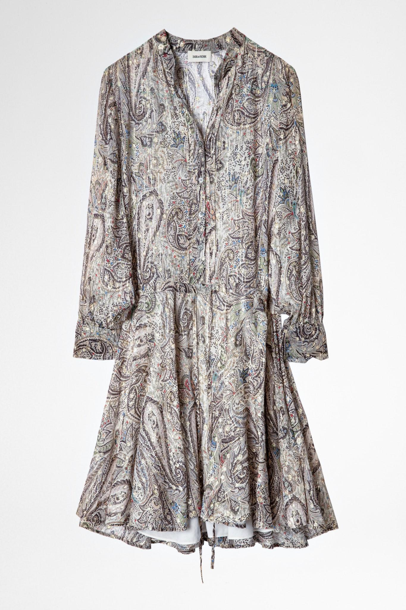 Ranil Peacock Dress