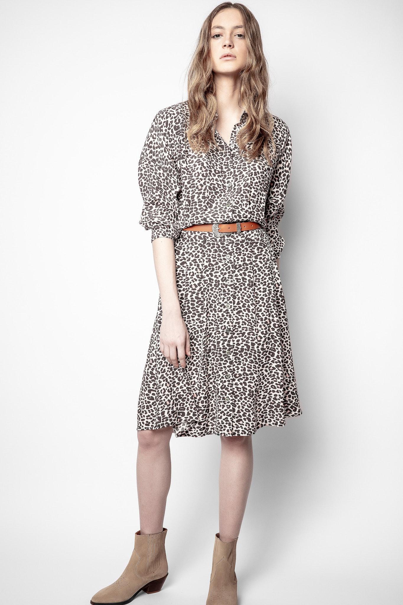 Revo Leo Geo Dress