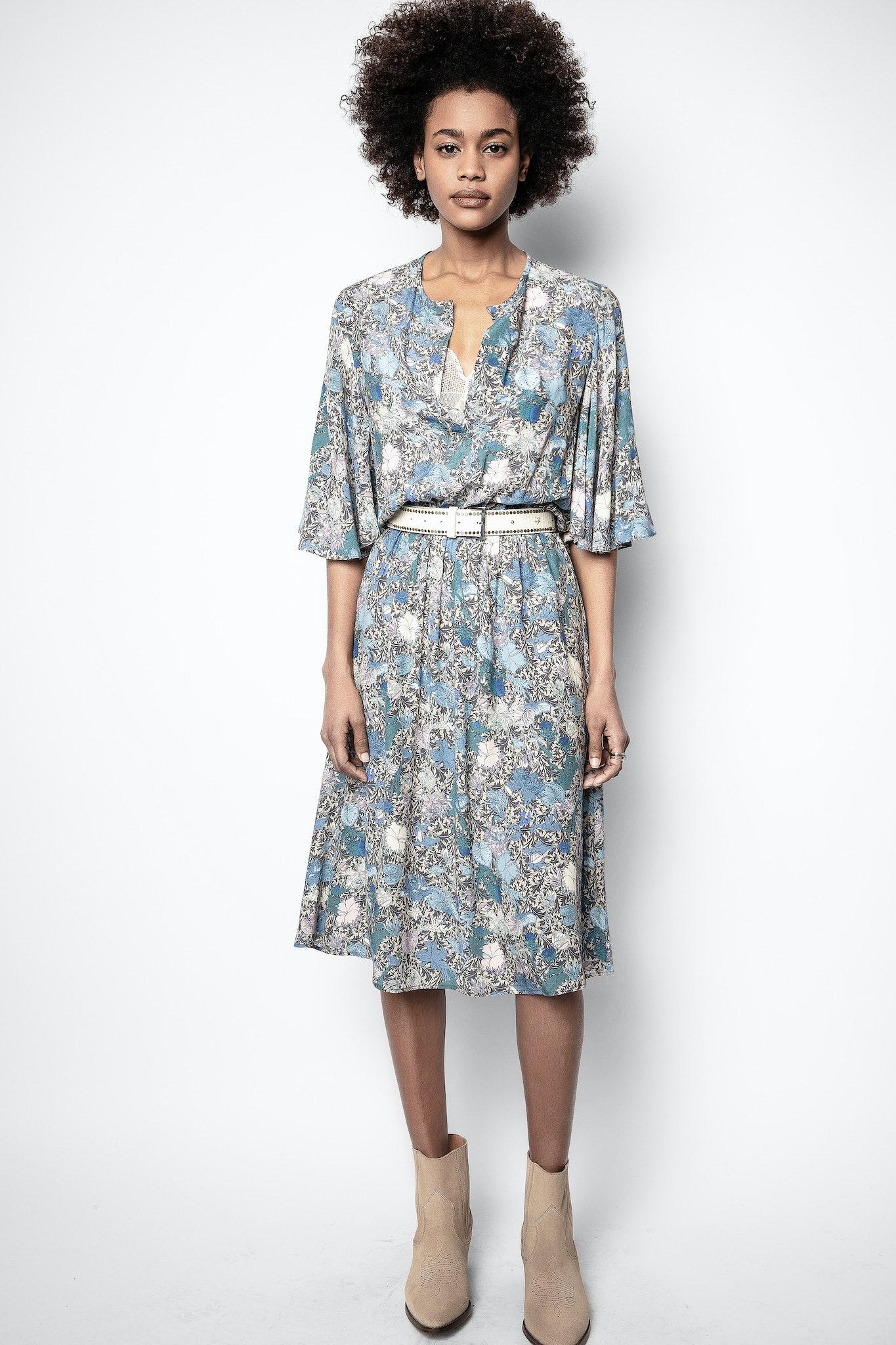 Rhone Wild Garden Dress