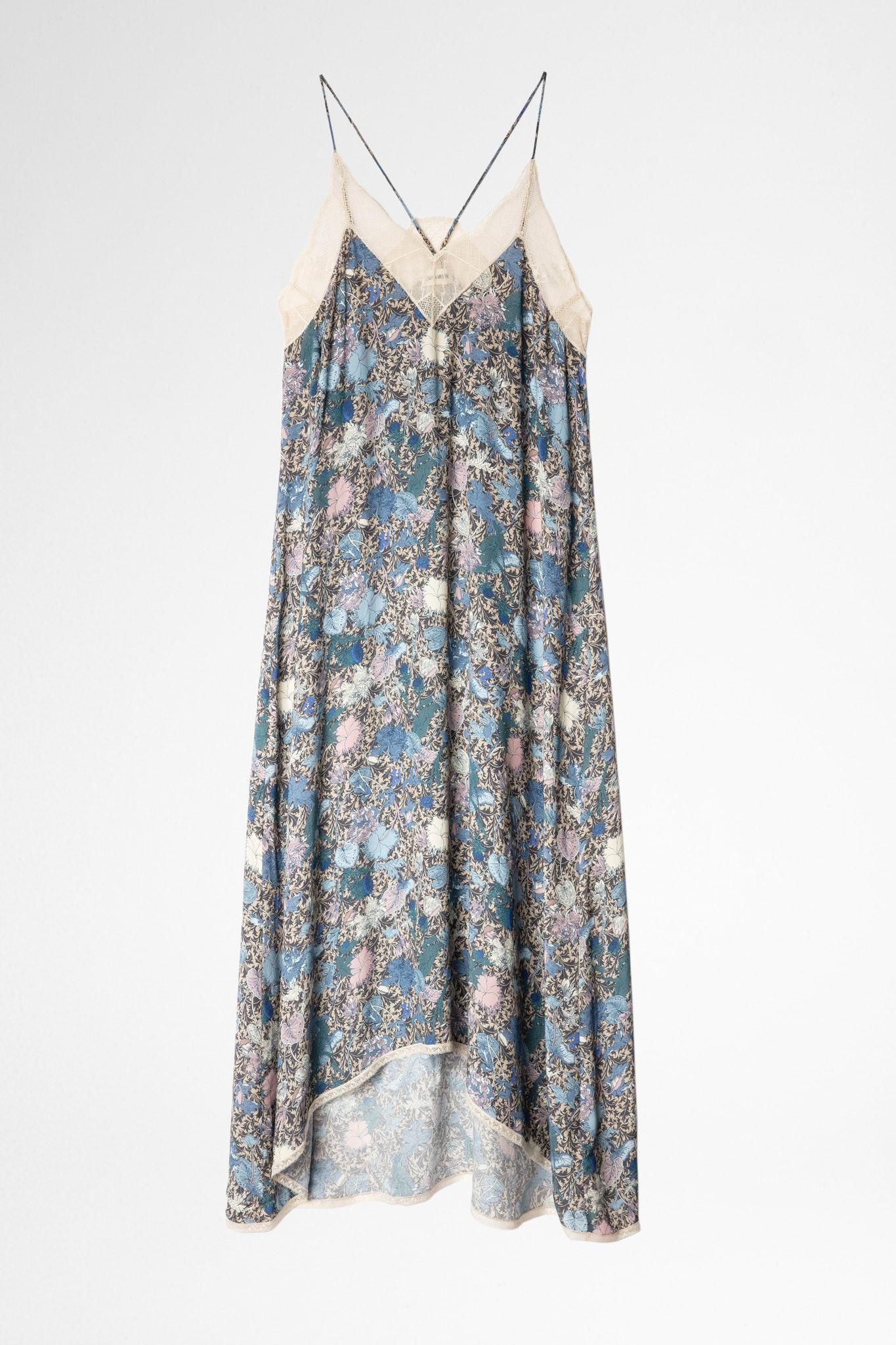 Risty Wild Garden Dress