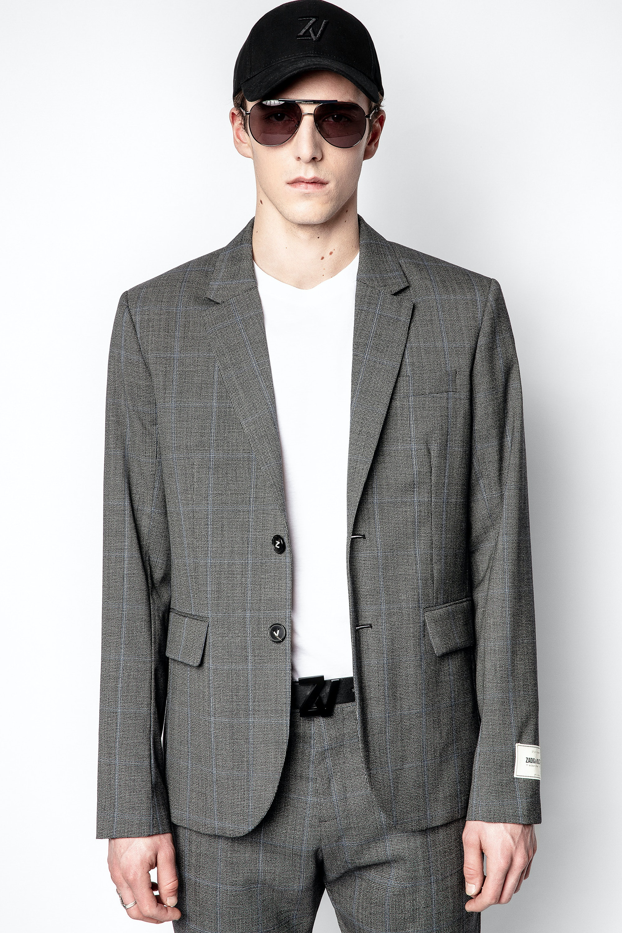 Version Wool Blazer