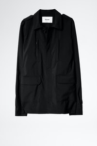 Kindo Wool Tech Jacket