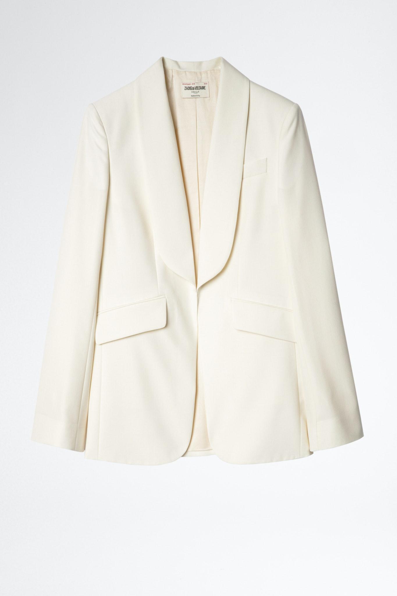 Wool Tech Date Jacket
