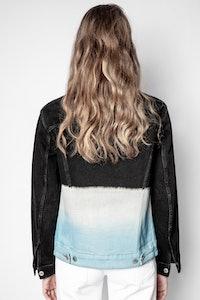 Kase Denim Deep Dye Jacket