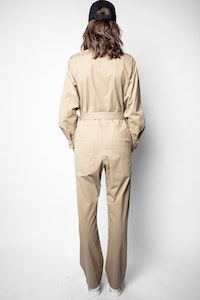 Jumpsuit Cosmos Twill