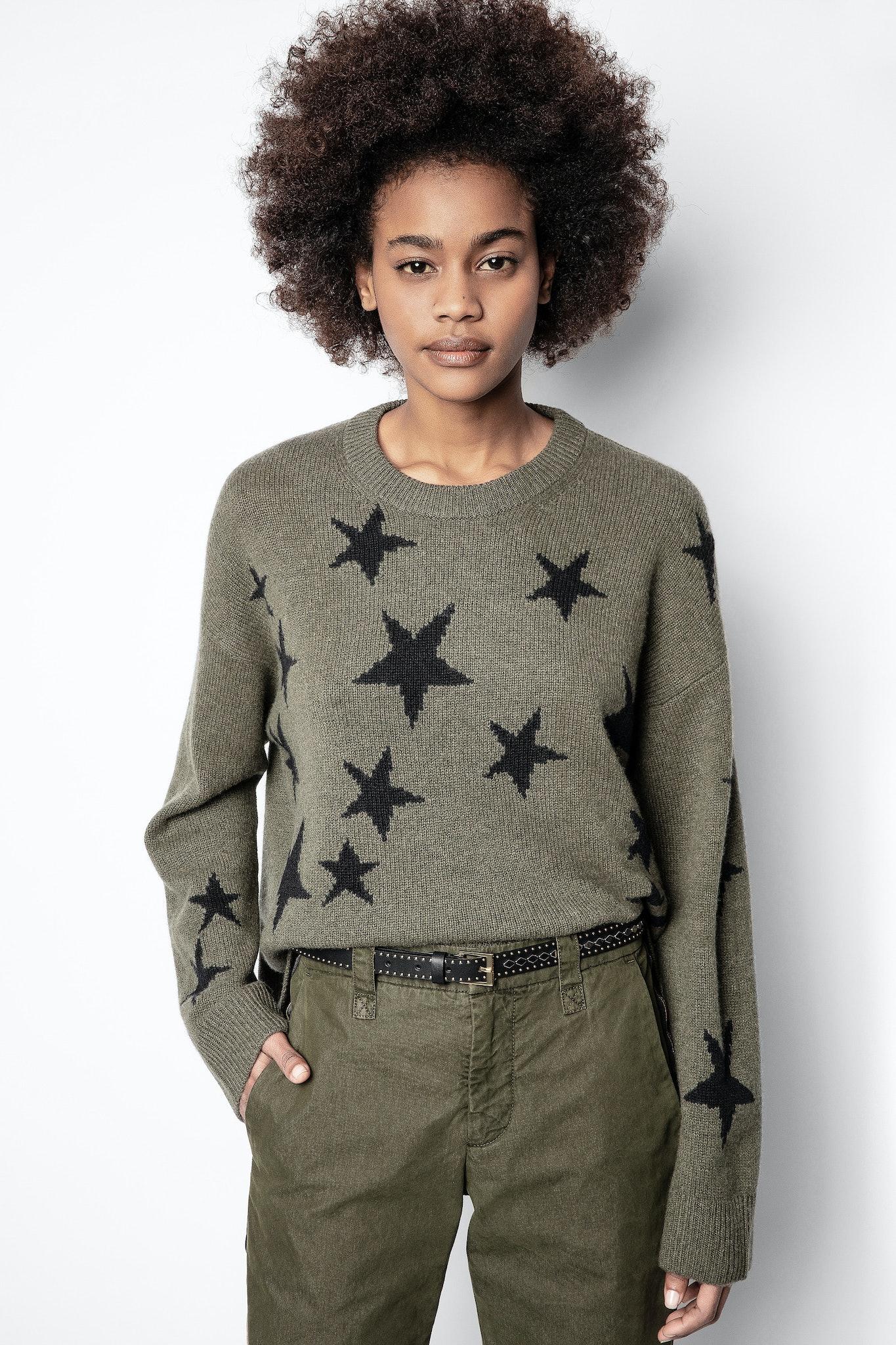 Markus Stars Cachemire Sweater