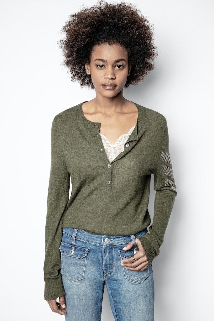 Monday Arrow Cachemire Sweater