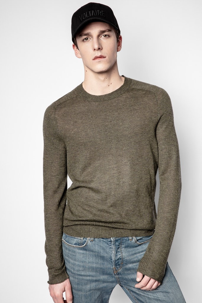 Thomas Cachemire Sweater