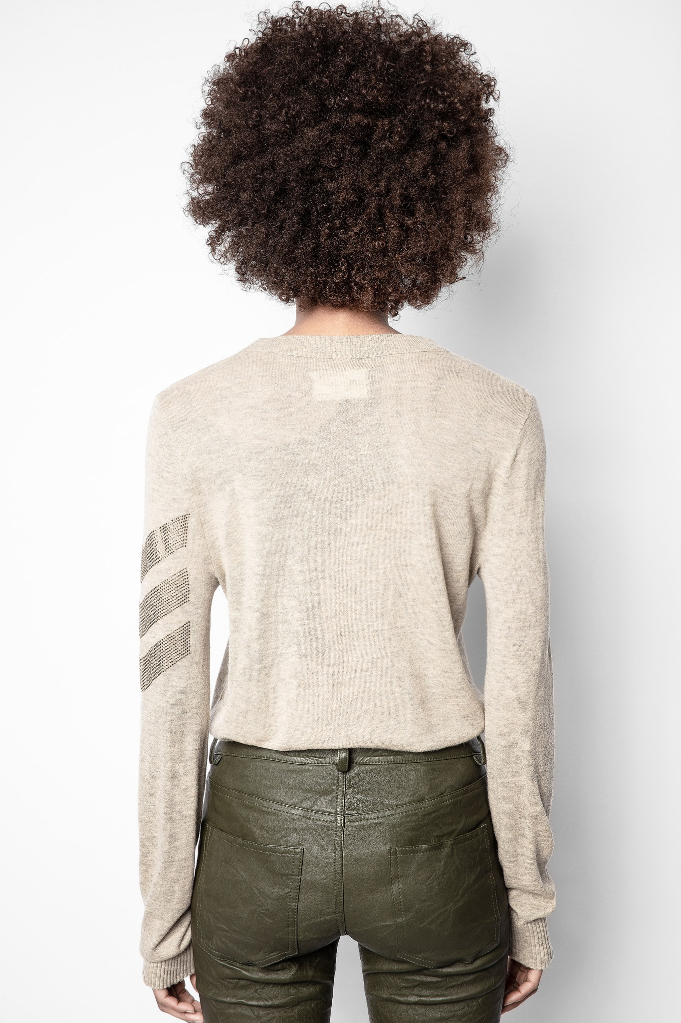 Miss Arrow Cachemire Sweater
