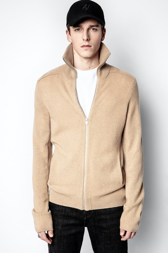Chris Cachemire Cardigan