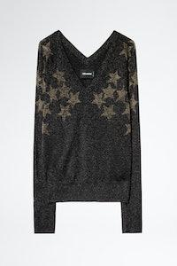 Pullover Azura Stars Lurex