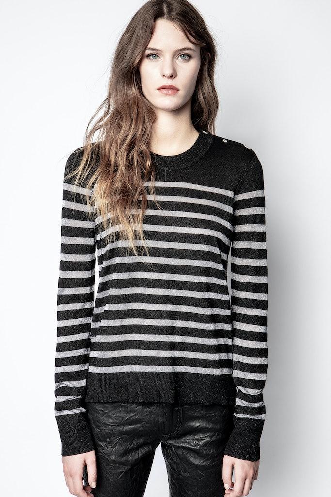 Miss Stripes Sweater