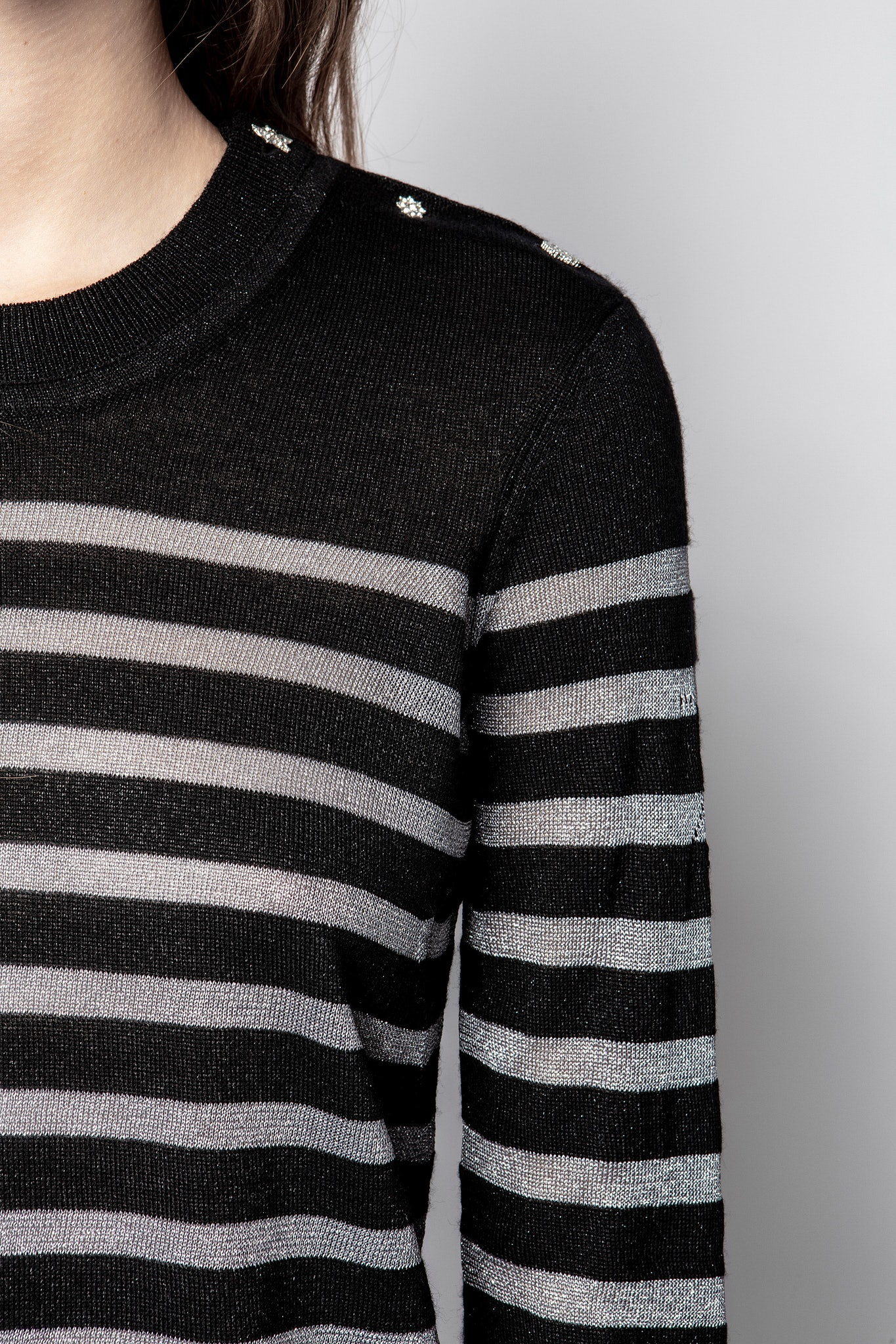 Pullover Miss Stripes