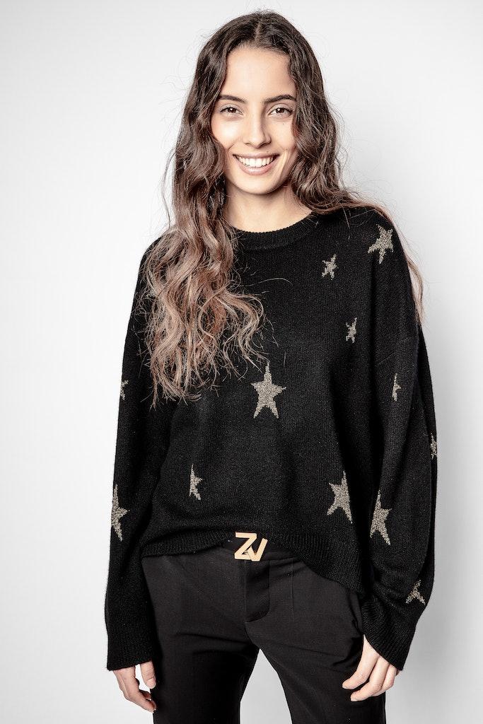 Markus Cachemire Star Sweater