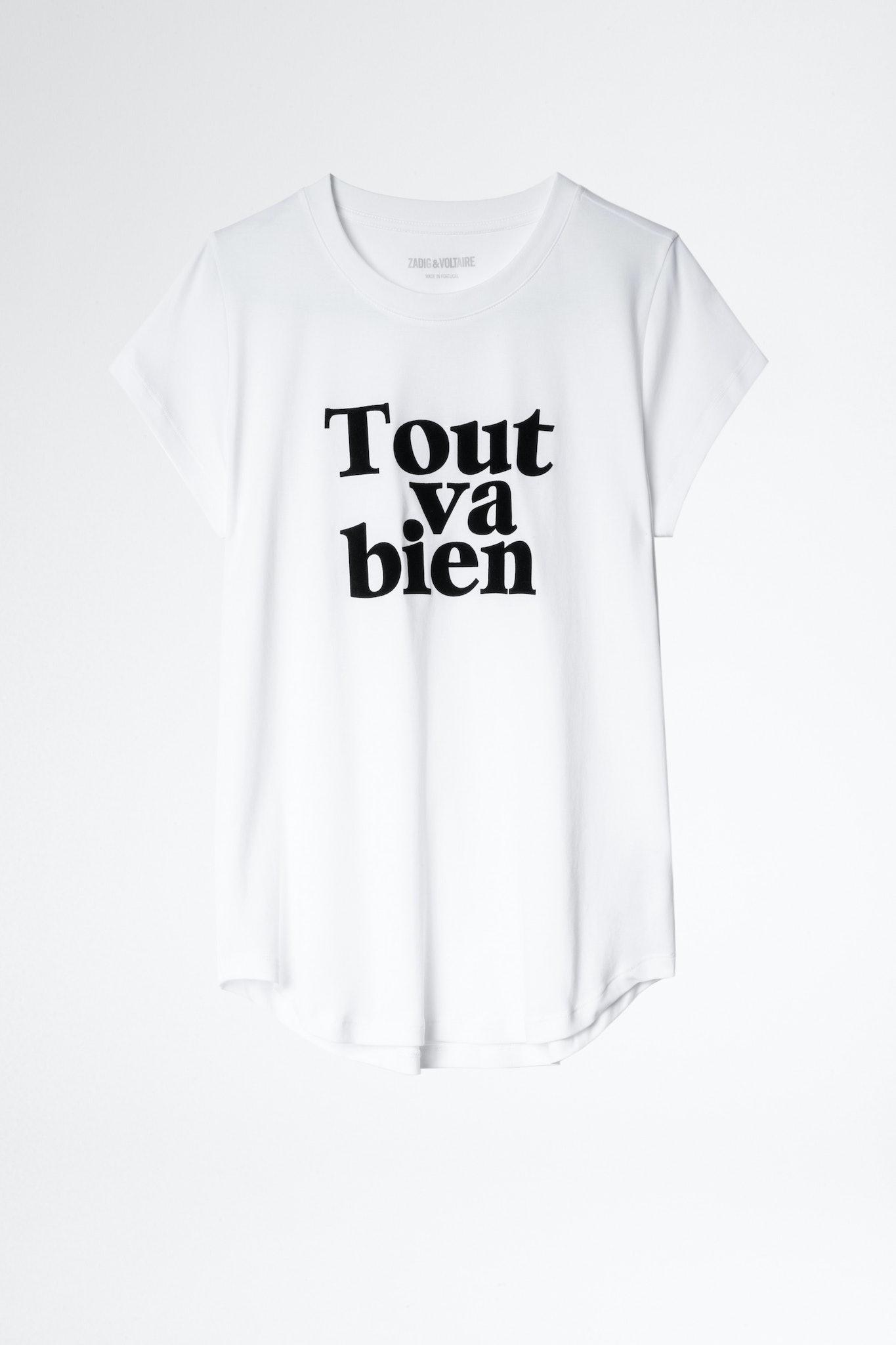 T-Shirt Woop Tout Va Bien